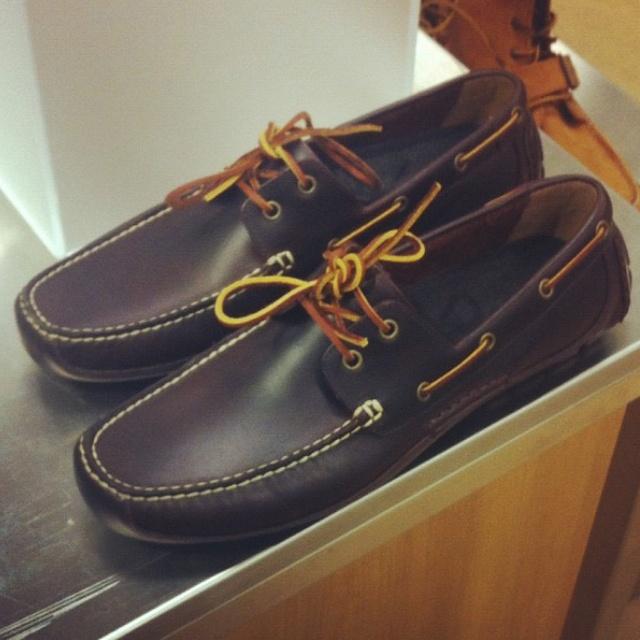 RL Boats Shoes