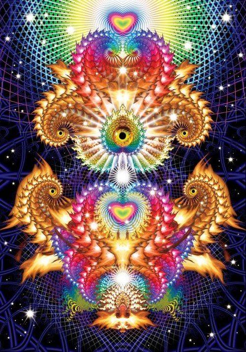 Todorwarp - The third eye | Visionary Art | Pinterest