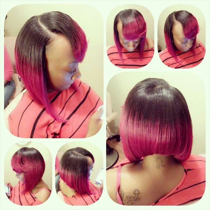Quick Weave Bob Hairstyles Quick Weave Bob