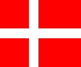 Denemarken vlaggen europa pinterest for Metalart polen