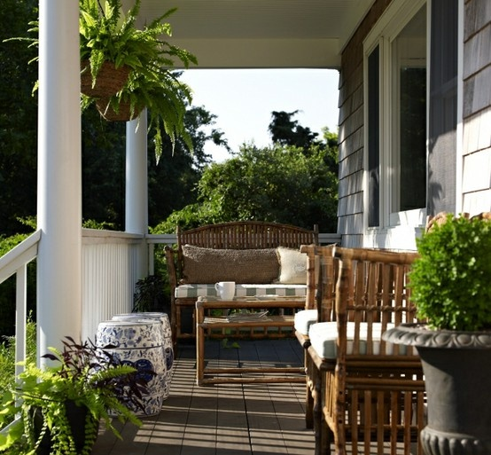 Beautiful porch beautiful porches pinterest for Pictures of beautiful front porches