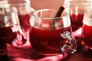 Champagne Holiday Punch | Put the lime in the coconut... | Pinterest