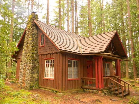 Pin by karla rowella on there 39 s no place like home for Cabins near portland oregon