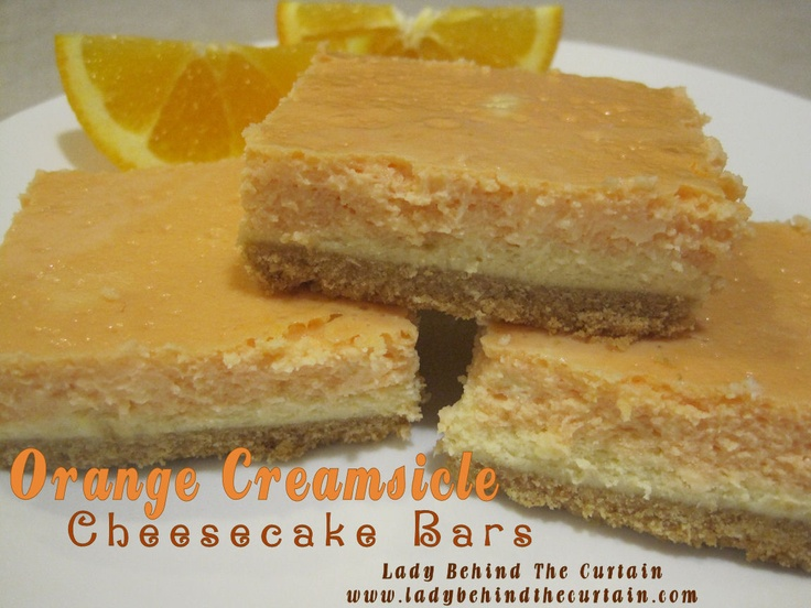 Creamsicle Cheesecake Recipe — Dishmaps