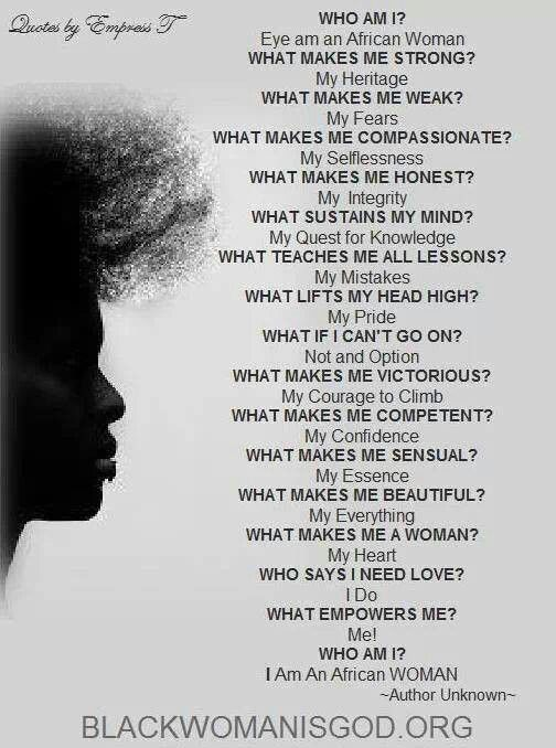 inspirational quotes about strong black women quotesgram