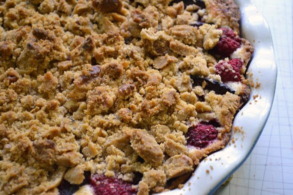 Plum Crumb Cake | Let's Make A Cake | Pinterest