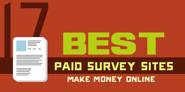 ... paid survey sites that you can make some really good money with. Get