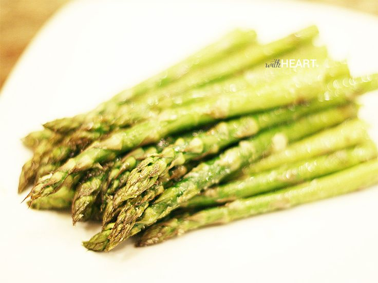 oven roasted asparagus | All Things Food! | Pinterest