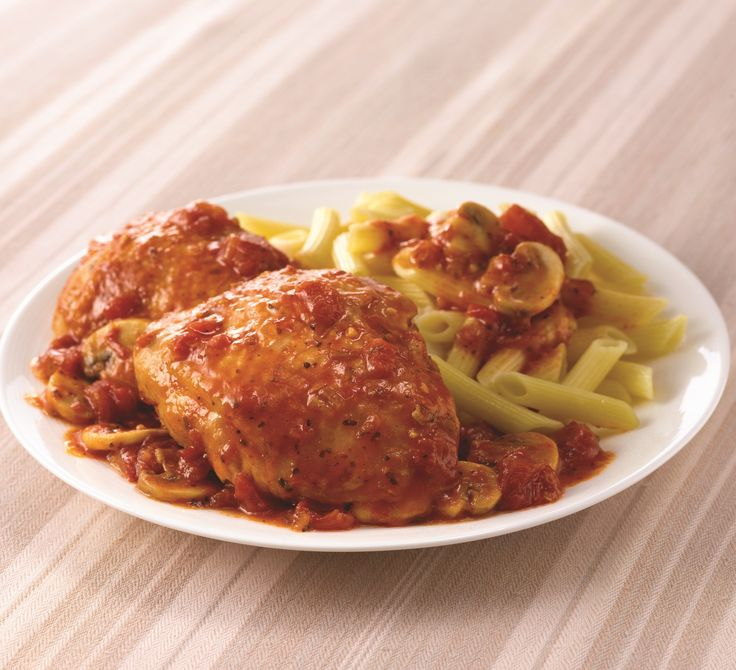 Enjoy the zesty #Italian flavors of this perfectly herbed #chicken ...