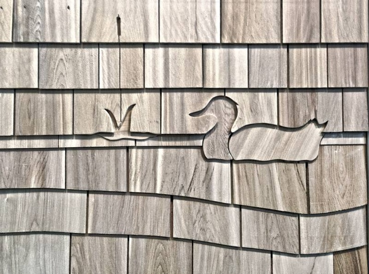 Duck Cedar Shingle Design Exterior Finish Pinterest