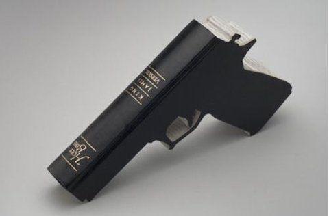 holy pistol