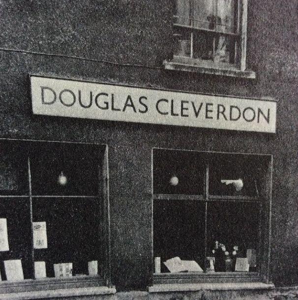 Douglas Cleverdon Net Worth