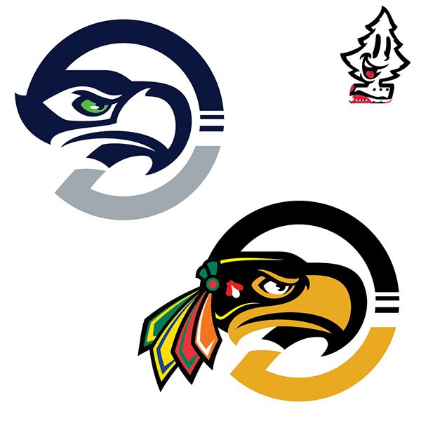 Team sport logo design tool
