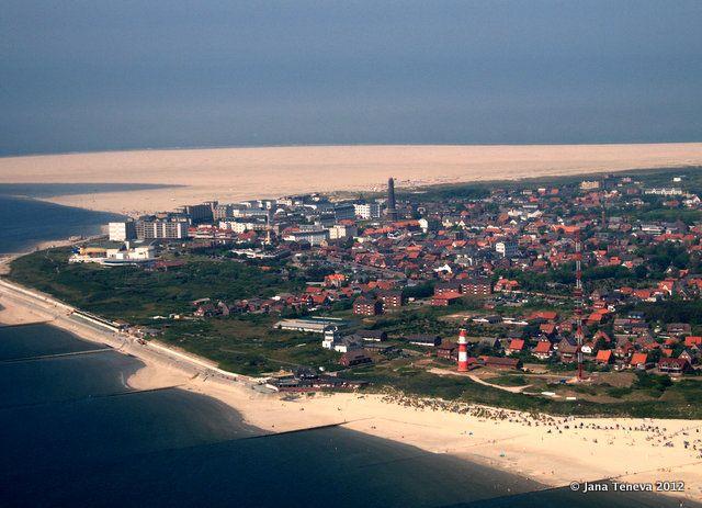 Spiekeroog Island Germany