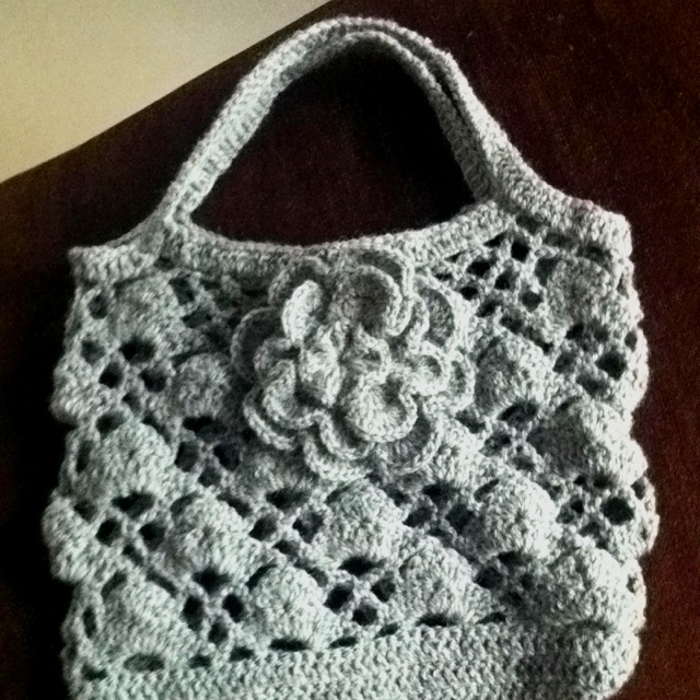 Japanese Crochet Bag : Japanese Crochet Pattern Crochet/Knit Pinterest