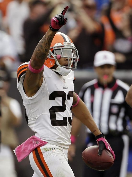 Joe Haden. Cleveland Browns. | swag | Pinterest