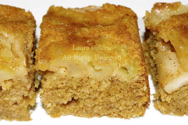 Apple UpSide-Down Cake | Gourmet Dining | Pinterest