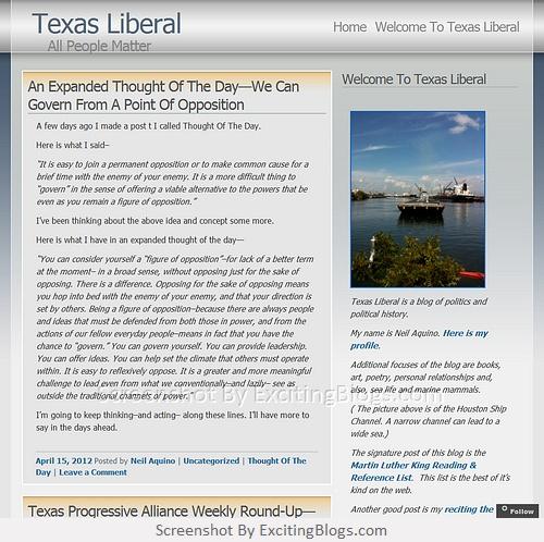 texas gop platform critical thinking