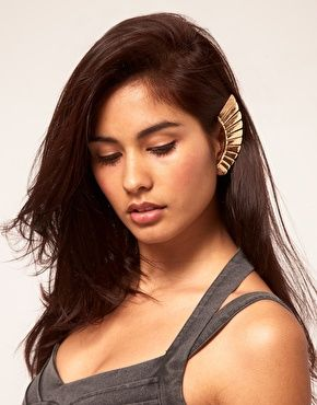 ASOS Statement Warrior Earcuff