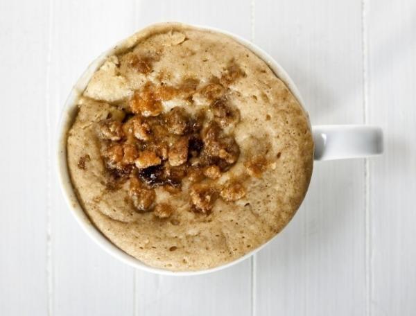 Coffee Mug Coffee Cake   Family Recipes   Pinterest