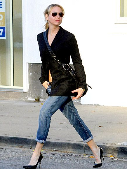 fashion for women over fifty shoes and jeans black jacket