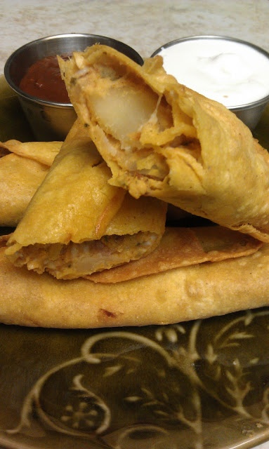 Pumpkin Potato Taquitos | Fall/Thanksgiving ideas & Recipes | Pintere ...