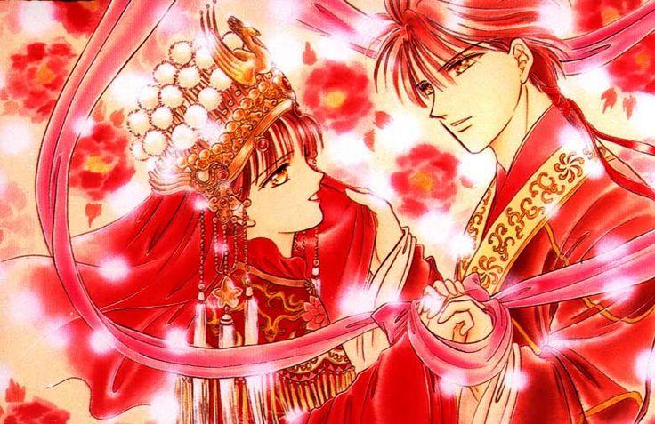 Fushigi Yuugi Miaka And Tamahome Wedding Miaka tamahome wedding