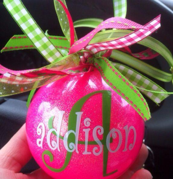 Memory Christmas Ornament