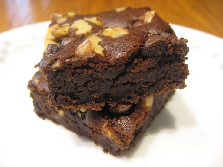 Black Bean Brownies | Phoenix List | Pinterest