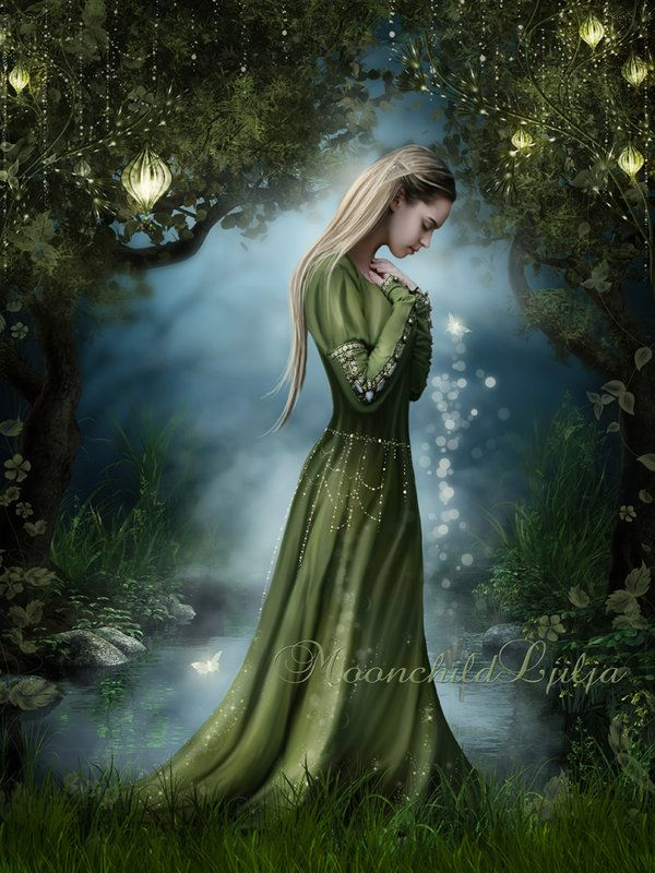 Night Magic  by *moonchild-ljilja