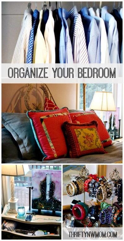 How To Organize Your Bedroom Brilliant Review