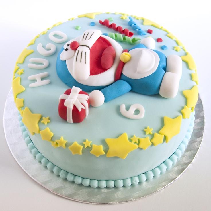 Birthday Cake Images Of Doraemon ~ Doraemon cake i love this pinterest