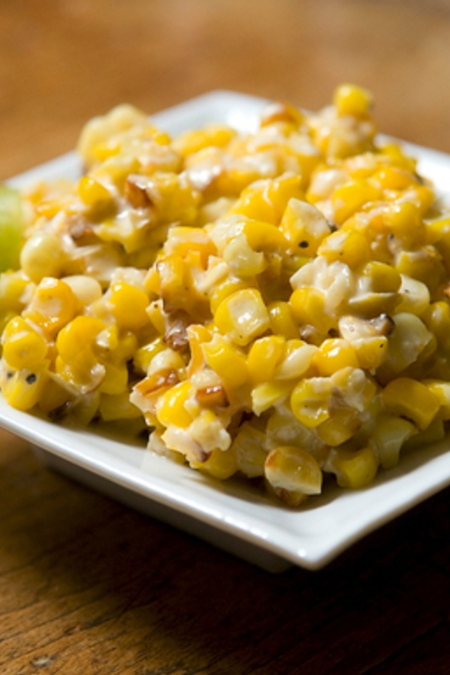 Roasted Corn With Lime, Parmesan And Chili Recipe — Dishmaps