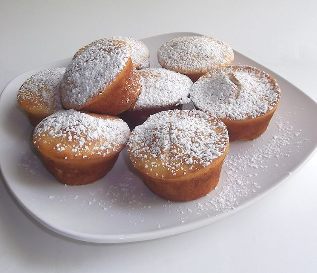 Pancake Soufflé Muffins with Strawberry-Maple Syrup from Fine Cooking ...