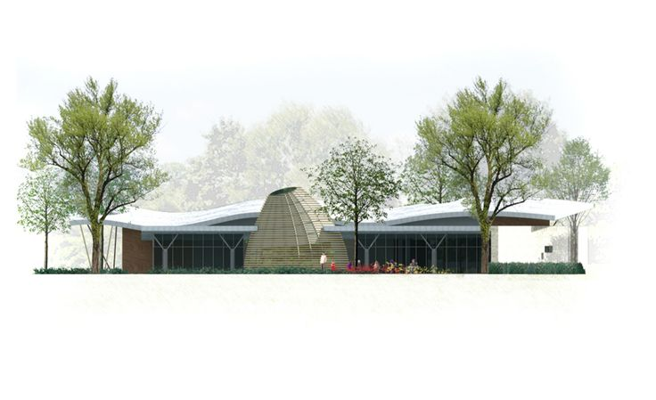 Nursery - Council of Europe / Art Architects