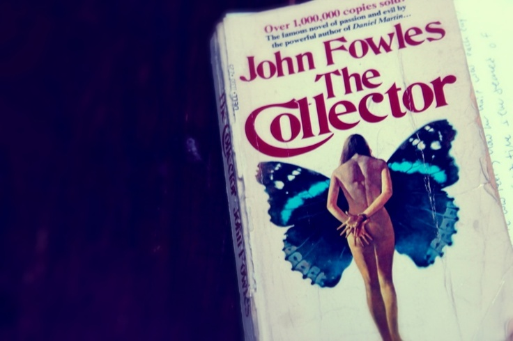 The Collector, 1963 -- John FOWLES