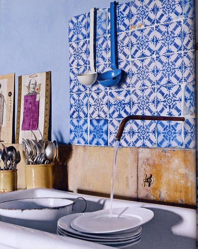 Azulejos vintage para cocina ideas cuquis diy pinterest - Azulejos vintage cocina ...