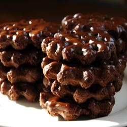 Chocolate Waffle Cookies | Sweets and Treats | Pinterest