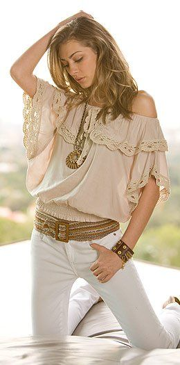 foto Spring-Summer 2015 fashionable tunics