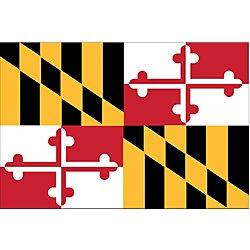 marylands state flag