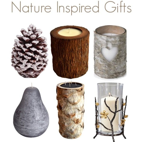 Nature inspired gifts home decor pinterest for Home decor gifts