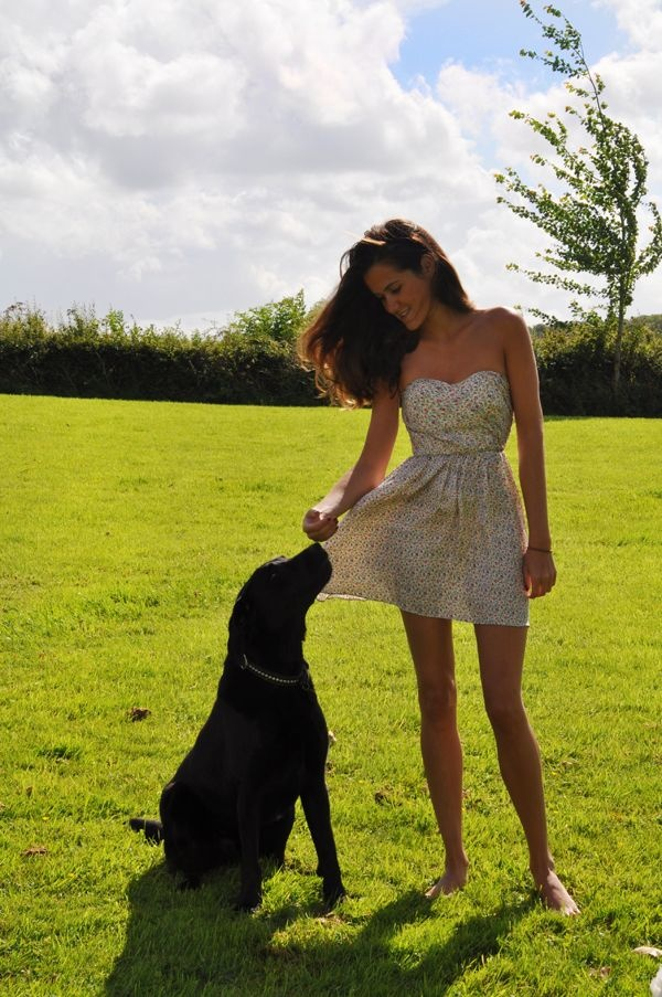 The LondonerLOVE HER BLOG AND HER DOGS!!!!!