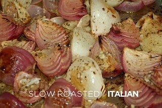 rosemary roasted onions