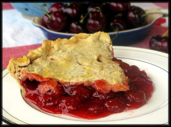 Recipes: Cherry Pie, Cherry Turkey Salad and ... | Tart Cherry Deca...