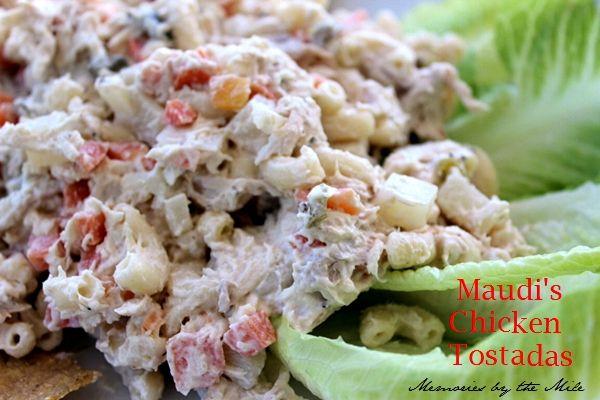 Mexican Tostada Salad http://www.pinterest.com/pin/100908847872305275/