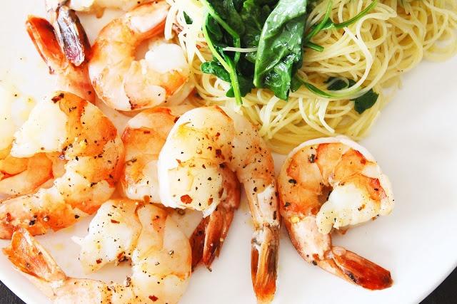 Chile-Roasted Shrimp Recipe — Dishmaps