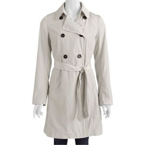 Women's Lightweight Trench Coat