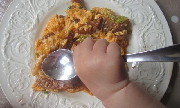 Revueltos, Spanish scrambled eggs – recipe