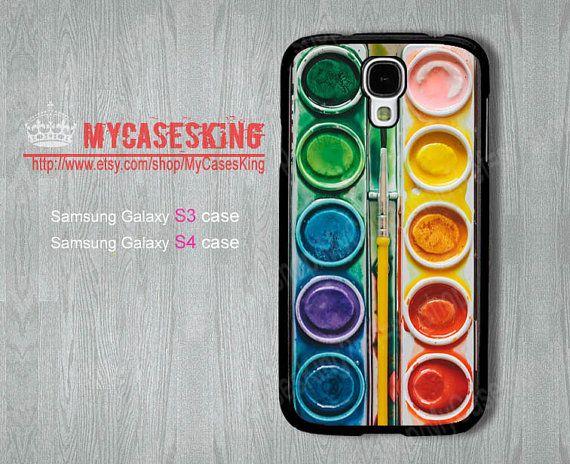 Paint Box Samsung Galaxy S4 Cases