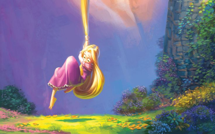 """love and rapunzel story In the grimm fairy tale there is a prince who falls in love with the beautiful singing of rapunzel, """" the grimm story of rapunzel varies largely."""